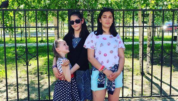 История 24-летней многодетной приемной мамы Нади Ивановой