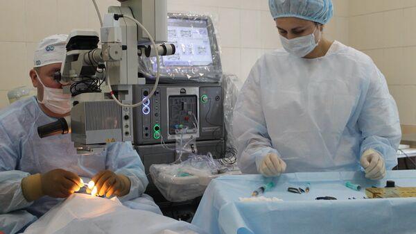 Офтальмохирурги вернули зрение 23-летней жительнице Чебаркуля