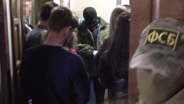 В Крыму задержали бойца незаконного вооруженного батальона Ислямова