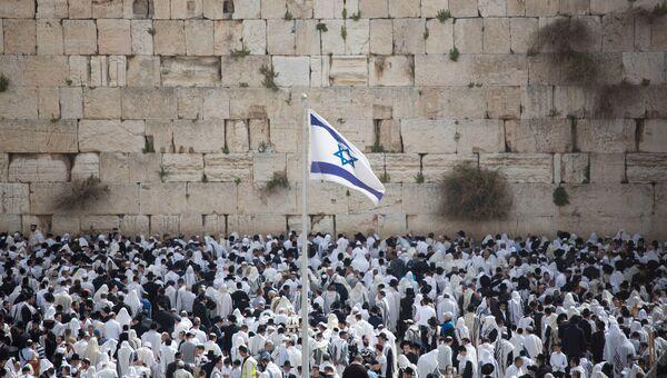 Стена плача в Иерусалиме. Архивное фото