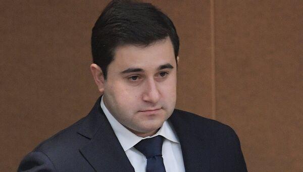 Заместитель министра строительства и жилищно-коммунального хозяйства Никита Стасишин