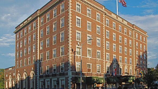 Отель Hawthorne в Салеме, США