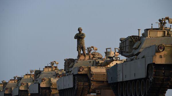 Военная техника США