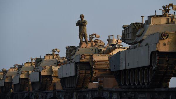 Военная техника США. Архивное фото