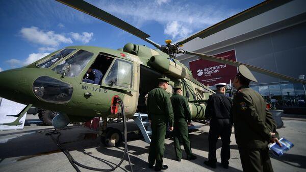 Многоцелевой вертолет Mи-17В-5