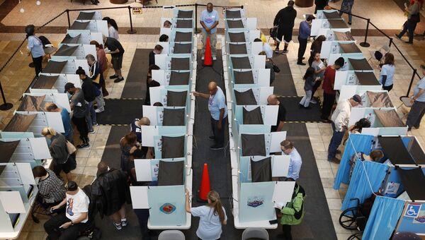 Промежуточные выборы в Конгресс США. 06.11.2018