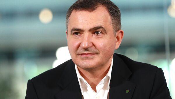 Первый заместитель председателя правления Сбербанка Лев Хасис