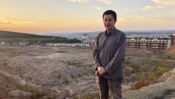 Палеонтолог Сюй Син
