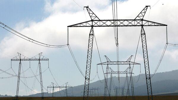 Линии электропередач Саяно-Шушенской ГЭС
