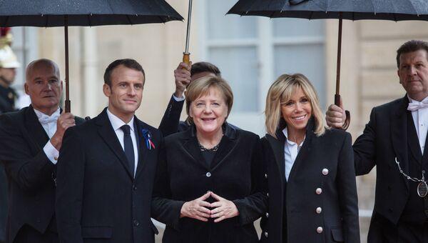 Франция иФРГ подписали соглашение обуглублении сотрудничества