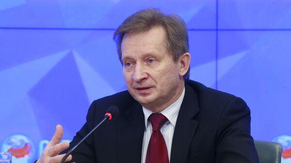 Профессор Сергей Тюляндин
