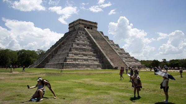 Чичен-Ица, Канкун, Мексика