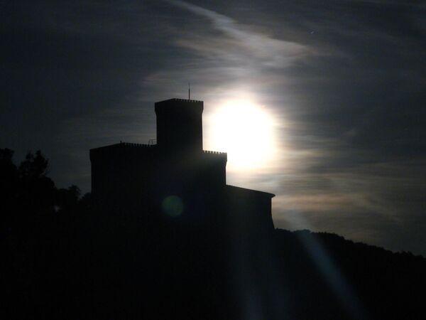 Замок в Тоскане
