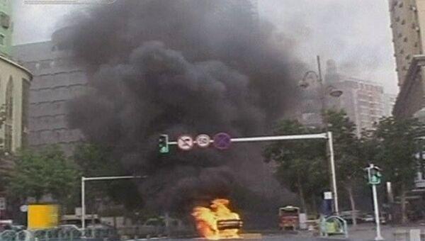 Волнения уйгур в Урумчи. Июль 2009