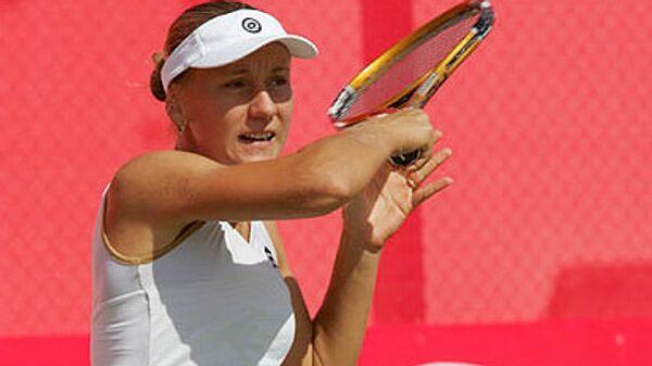 Регина Куликова пробилась в финал на турнире Международной теннисной федерации (ITF), который проходит в Дубае.