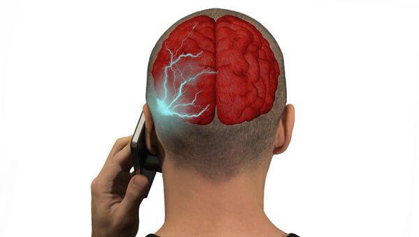 Воздействие микроволн на клетки человека