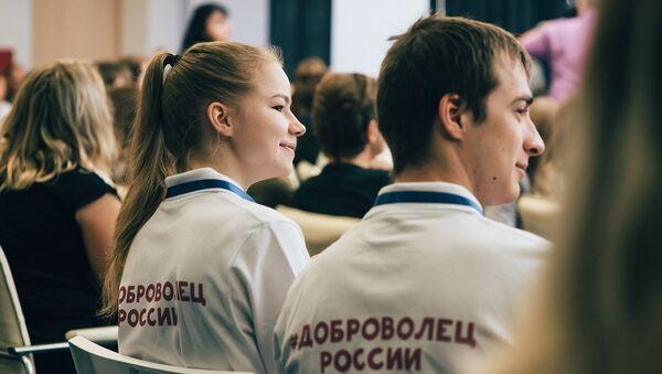 Определены победители народного голосования конкурса Доброволец России
