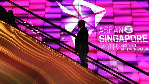 Cаммит АСЕАН в Сингапуре. 12 ноября 2018