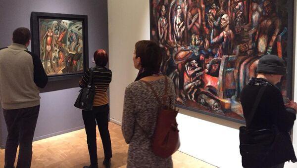 Выставка Экспрессионизм в русском искусстве