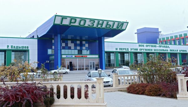 Аэропорт Северный в Грозном