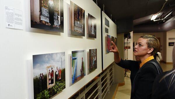 Открытие выставки победителей конкурса им. Андрея Стенина в Кейптауне
