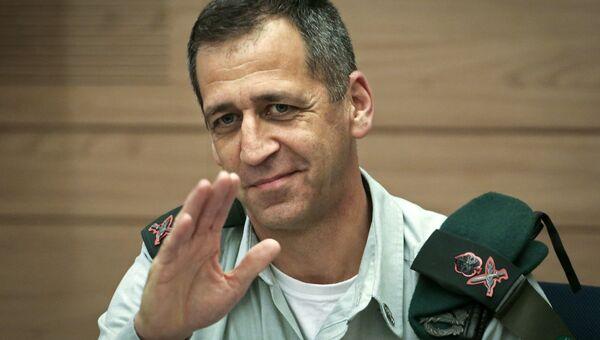 Бывший начальник военной разведки Израиля Авива Кочави. Архивное фото