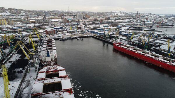 На Днях Арктики в Москве обсудили снижение загрязнения в портах