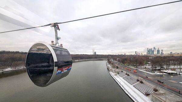 Москва выбрала инвестора строительства новой канатной дороги