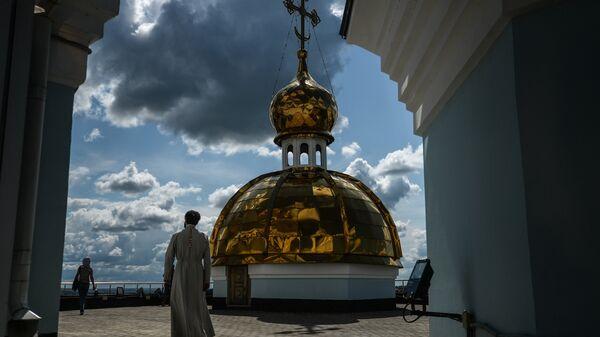 Смотровая площадка Кафедрального собора святого праведного воина Феодора Ушакова, Саранск