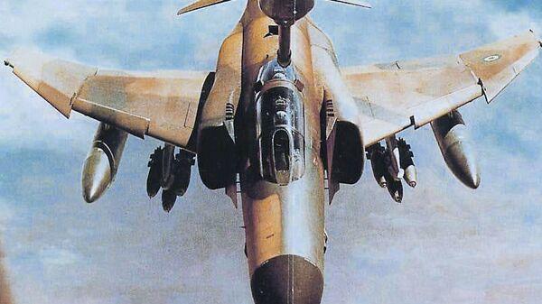 Истребитель иранский ВВС F-4 Phantom II