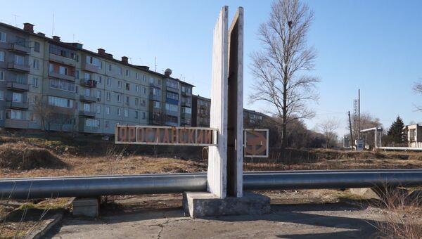 Поселок Ярославский в Приморском крае