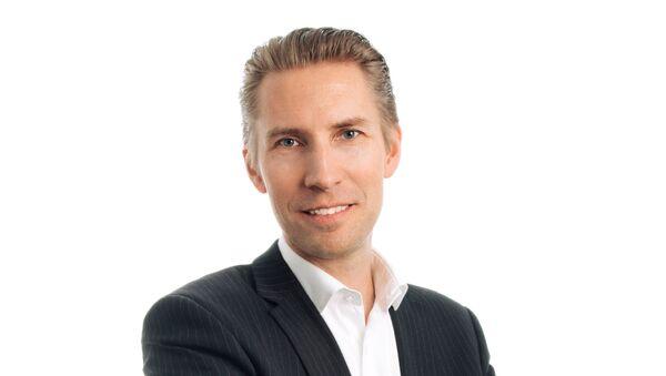 Управляющий директор консалтинговой компании в сфере недвижимости JLL в России и СНГ Андерс Лильенстолпе