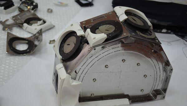 Уцелевший после аварии ракеты «Союз-ФГ» 11 октября биопринтер компании