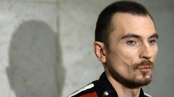 Сын певца Игоря Талькова Игорь Тальков-младший. Архивное фото