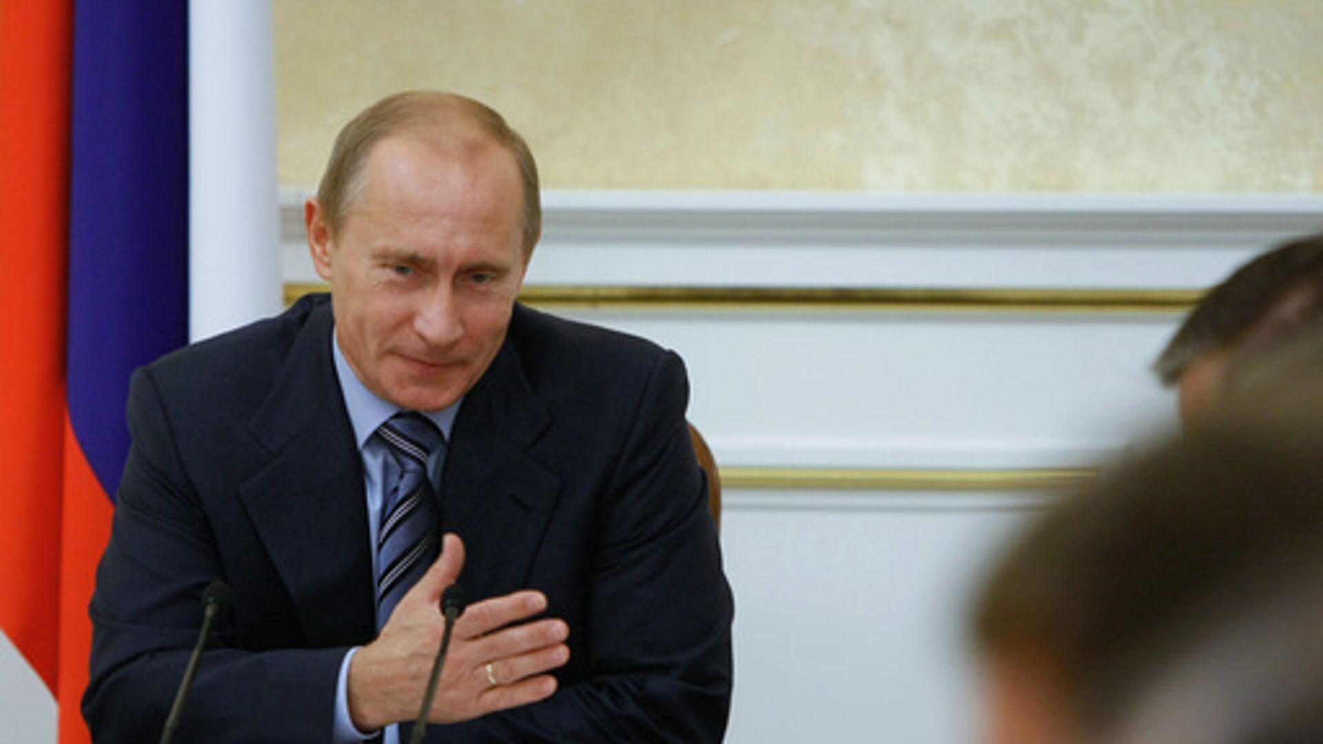 Владимир Путин - РИА Новости, 1920, 12.04.2021