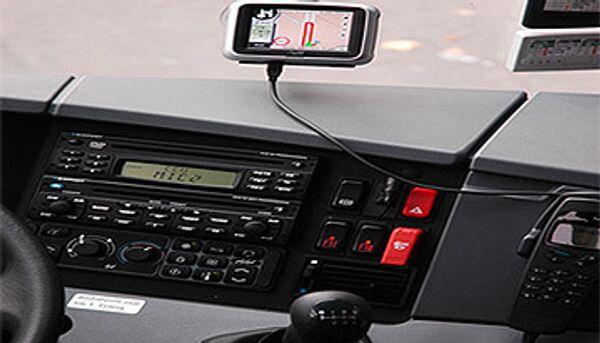 Использование систем GPS на государственном и муниципальном транспорте