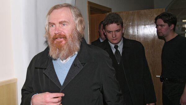 Бывший замминистра финансов Сергей Сторчак в Басманном суде