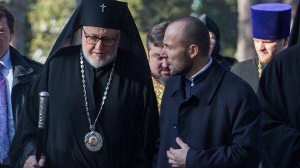 Архиепископ Хариупольский Иоанн