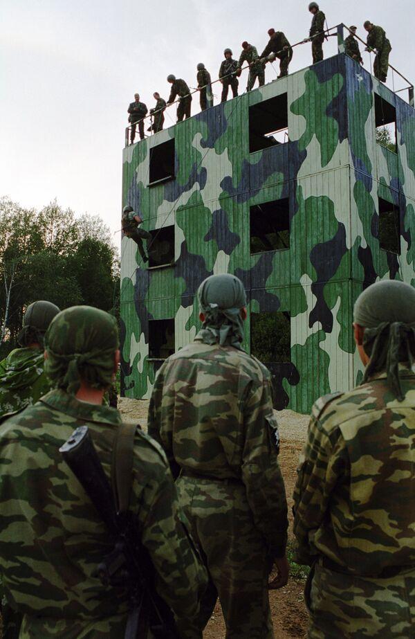 Военная база. Архив