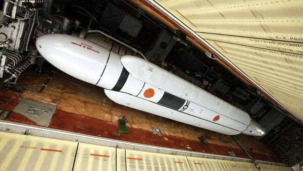 Крылатая ракета класса Воздух-Земля. Архивное фото