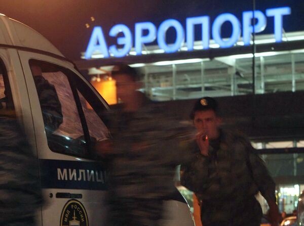 Пассажир, пытавшийся угнать самолет, задержан во Внуково