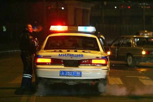 Милиция задержала автослесаря, который угнал Мерседес барда Новикова