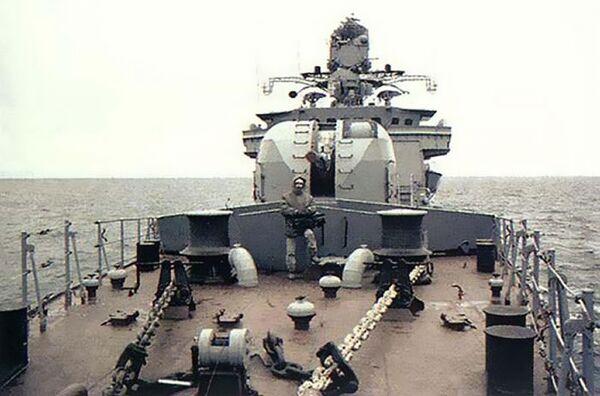 Сторожевой корабль Неустрашимый