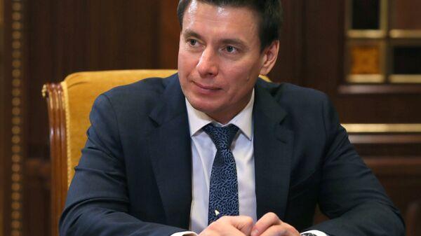 Генеральный директор АО Российский экспортный центр Андрей Слепнев