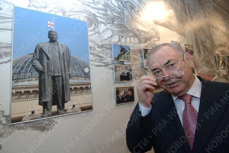 Фотовыставка РИА Новости о войне в Южной Осетии открывается в Москве