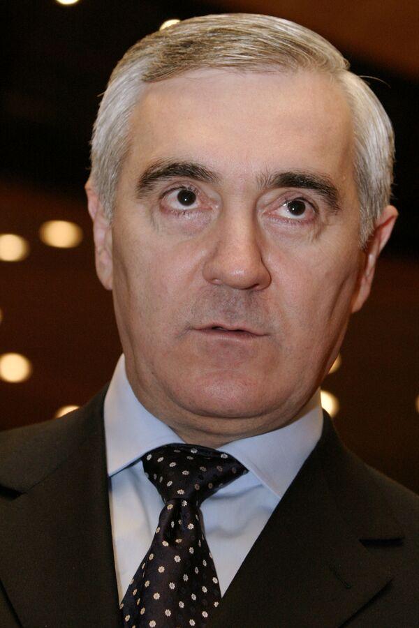 Экс-президент Ингушетии Мурат Зязиков
