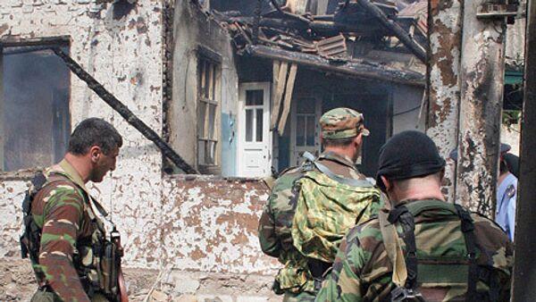 Один человек погиб, несколько ранены в результате взрыва в Грозном