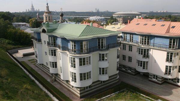 Элитное жилье в Москве. Архив