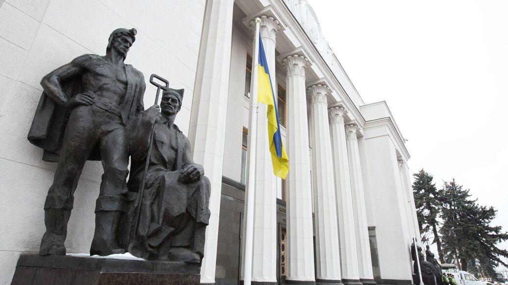 Рада приняла закон, расширяющий контролируемую Киевом морскую территорию