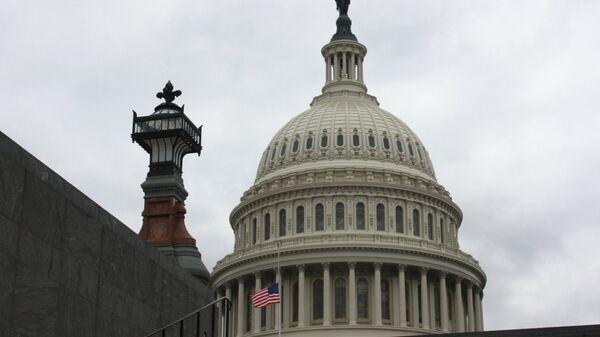 Ротонда Капитолия в Вашингтоне